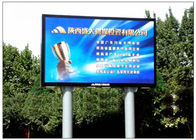 Stop aluminium / Stal Giant Reklama Ekran LED Media Outdoor DIP P10